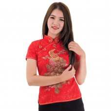 Traditional Chinese Blouse QLGR14