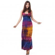 Batik Summer Dress RD124