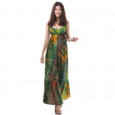 Batik Summer Dress