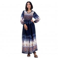 Long Summer Maxi Dress RD468