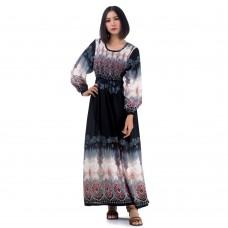 Long Summer Maxi Dress RD469