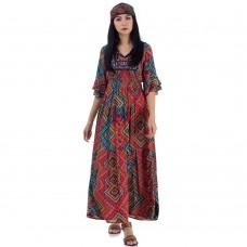 Long Summer Maxi Dress