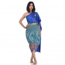 Thai Costume Traditional Thai Dress FATS12