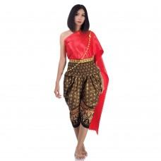 Thai Costume Traditional Thai Dress FATS13