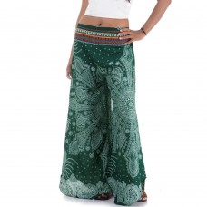 Hippie Skirt pants, Wide leg pants FK399