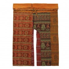 Patchwork Fisherman Pants FO156