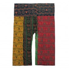 Patchwork Fisherman Pants FO171