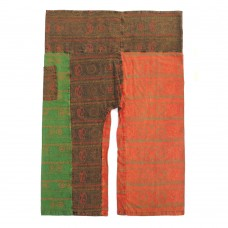 Patchwork Fisherman Pants FO176