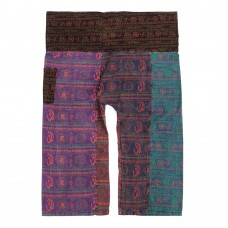 Patchwork Fisherman Pants FO177
