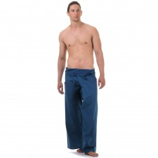 Thai Fisherman Pants Blue
