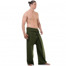 Thai Fisherman Pants Olive green