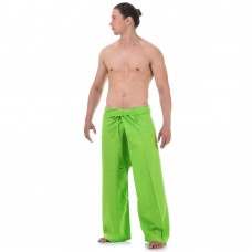Thai Fisherman Pants Neon green