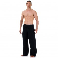 Thai Fisherman Pants Black