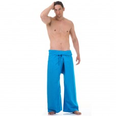 Thai Fisherman Pants Azure blue
