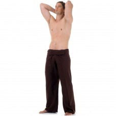 Thai Fisherman Pants Dark brown