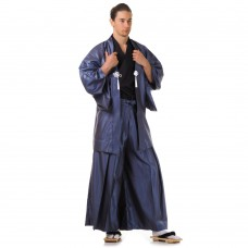 Japanese Samurai Kimono Set 3 pieces Kendo Gi + Hakama Pants + Haori Kimono Cotton