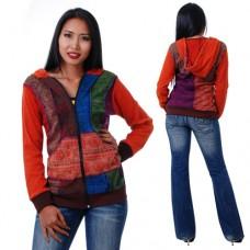 Hippie Goa Patchwork Jacket