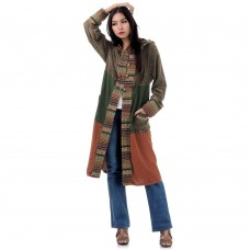 Hippie Goa Patchwork Jacket Coat RC993