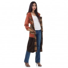 Hippie Goa Patchwork Jacket Coat