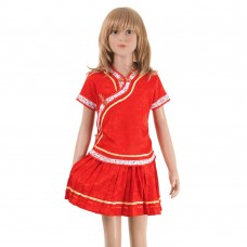 Qipao Chinese Set for Girl QXkid3