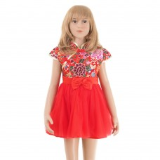 Qipao Chinese Dress for Girl QXkid8