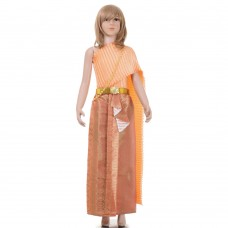 Thai Costume, Thai dress for Girl L THAI149