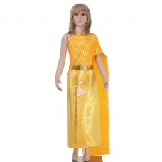 Thai Costume, Thai dress for Girl L THAI151