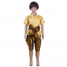 Thai Costume, Thai dress for Boy THAI155