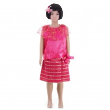 Thai Costume for Girl M THAI85
