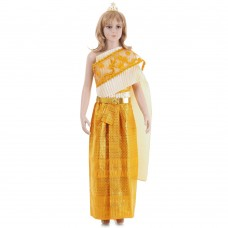 Traditional Thai Dress for Girl L