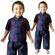 Boy Chinese Costumes PKU1