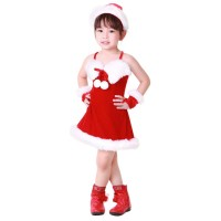 Christmas Costume for girl XD009