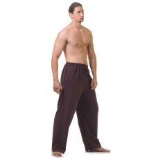 Brown Kung Fu Martial Arts Pants
