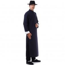 Men Robe Changshan Kung Fu Suit RML2