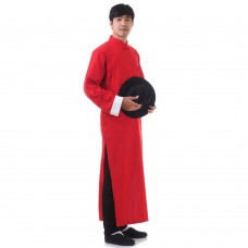 Men Robe Changshan Kung Fu Suit RML5