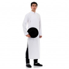 Men Robe Changshan Kung Fu Suit RML6