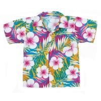 Kid Songkran Floral Shirt RMA26