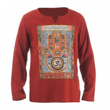 Hippie Casual Long Sleeve Shirt