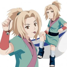 Temari Naruto Uniform Cosplay Costume
