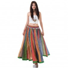 Hippie Bohemian Gypsy Skirt