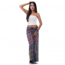 Tie Dye Sarong Pareo Shawl Cover Up