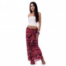 Tie Dye Sarong Pareo Cover Up
