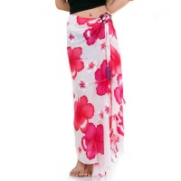 Sarong Pareo Shawl Cover Up KS216