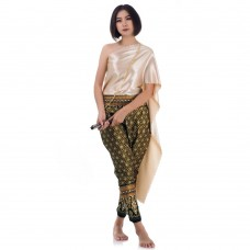 Thai Costume Traditional Thai Pants FATS6