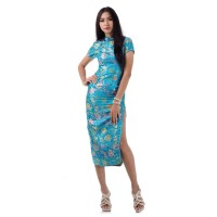 Qipao Chinese Dress QFB9