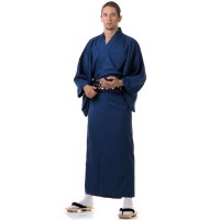 Japanese Men's Yukata Kimono