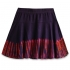 Hippie Tie Dye Skirt for Girls SKK14