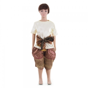 Traditional Thai Costume for Boy
