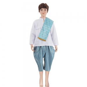 Traditional Thai Costume for Boy L