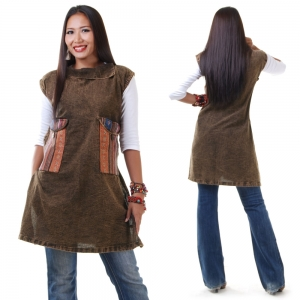 Hippie Goa Patchwork Tunic RC816
